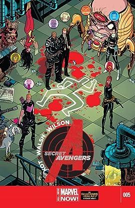 Secret Avengers (2014-2015) #5