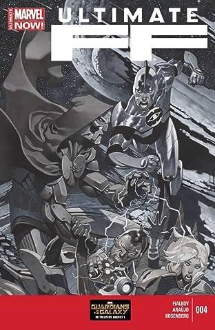 Ultimate FF (2014) #4