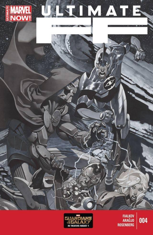 Ultimate FF (2014-) #4