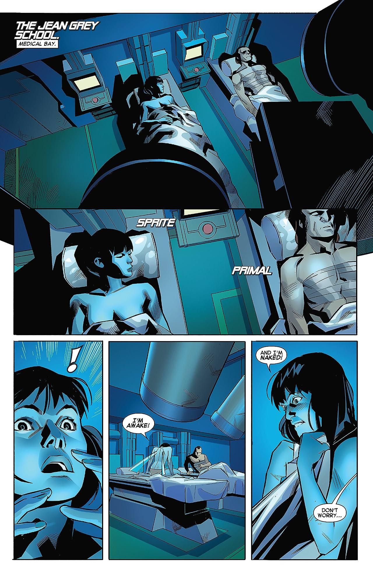 X-Men (2013-2015) #16
