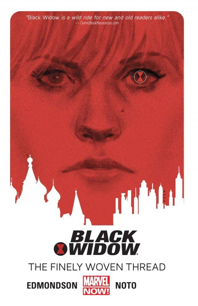 Black Widow Tome 1: The Finely Woven Thread