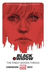 Black Widow (2014-) Vol. 1: The Finely Woven Thread