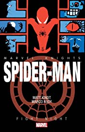 Marvel Knights: Spider-Man (2013-2014): Fight Night
