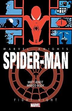 Marvel Knights: Spider-Man (2013-2014): Fight Night