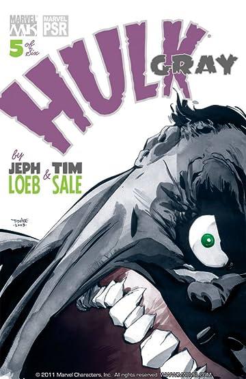 Hulk: Gray #5