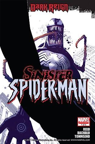 Dark Reign: The Sinister Spider-Man #1 (of 4)