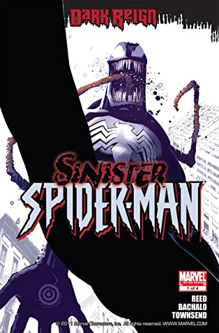 Dark Reign: The Sinister Spider-Man #1 (of 4)