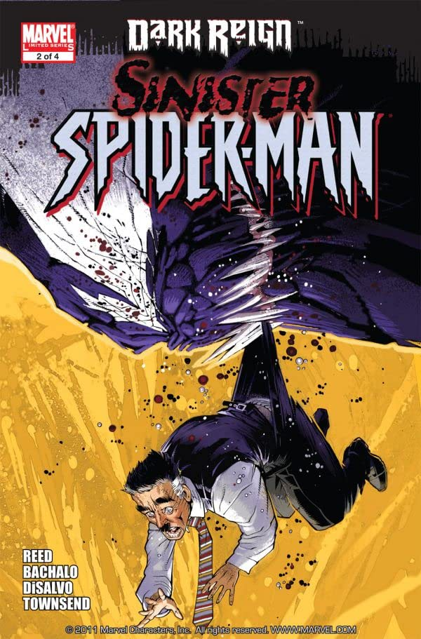 Dark Reign: The Sinister Spider-Man #2 (of 4)