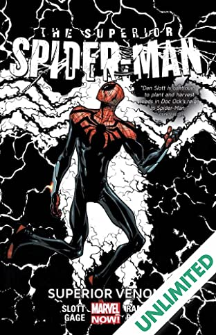 Superior Spider-Man Vol. 5: The Superior Venom