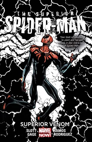 Superior Spider-Man Tome 5: The Superior Venom