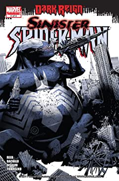 Dark Reign: The Sinister Spider-Man #4 (of 4)