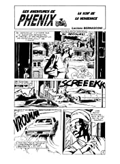 PHENIX Vol. 4: Les Diables Volants