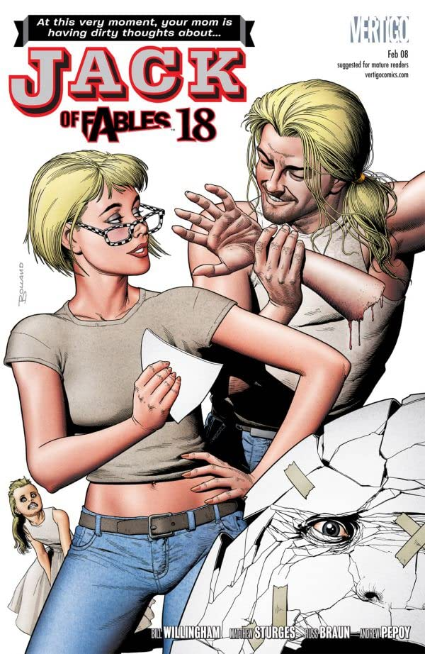 Jack of Fables #18