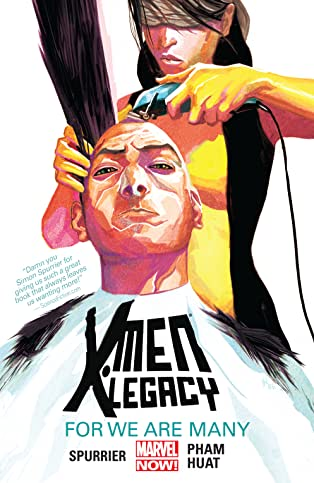 X-Men Legacy: Legion Vol. 4: For We Are Many