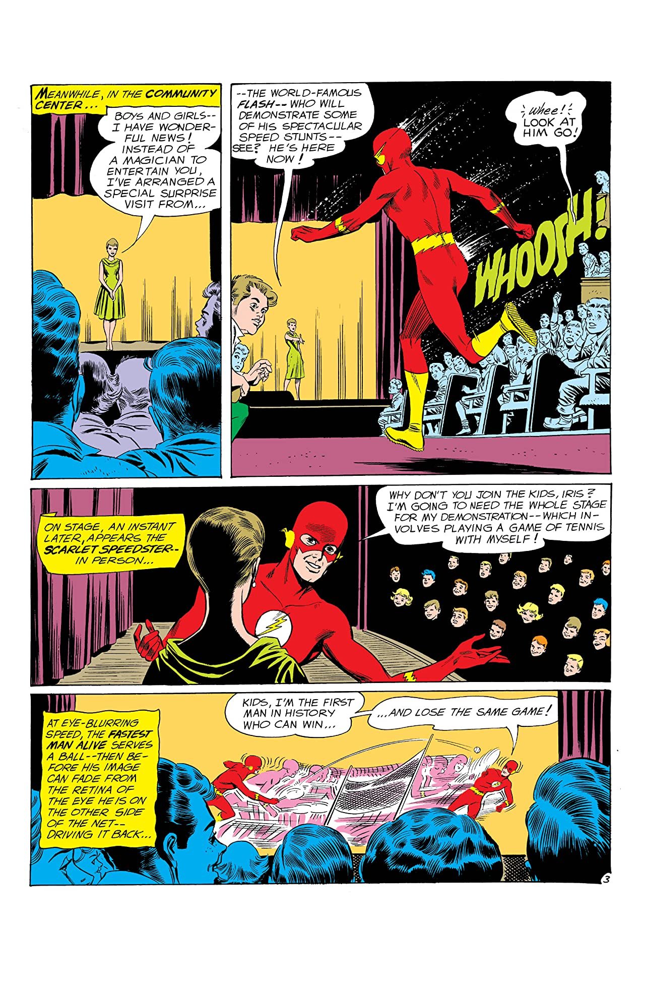 The Flash (1959-1985) #123