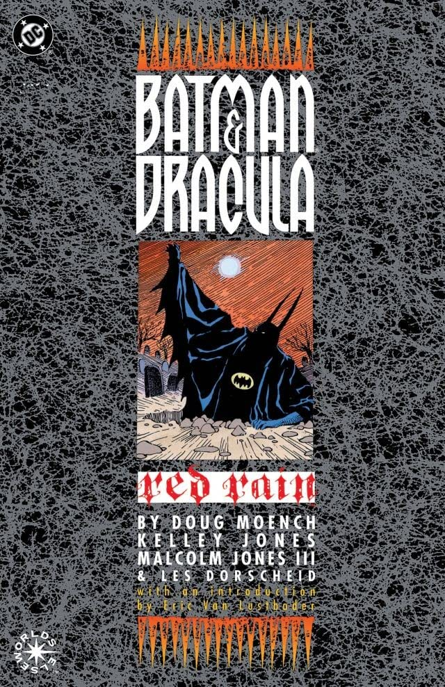 Batman & Dracula: Red Rain #1