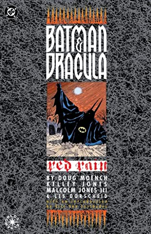 Batman & Dracula: Red Rain No.1