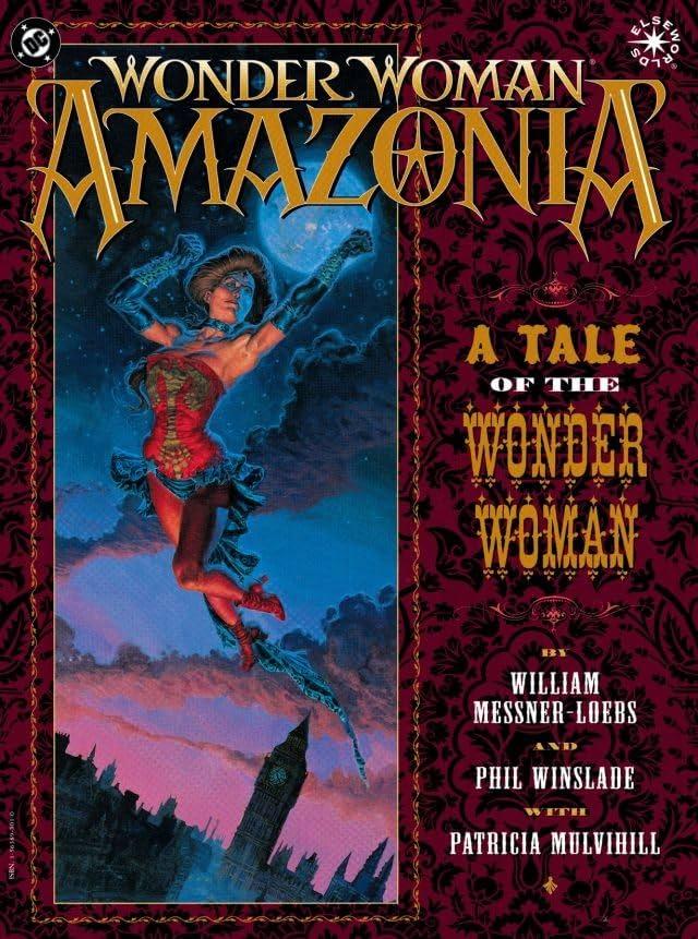 Wonder Woman: Amazonia #1