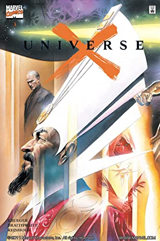 Universe X #3