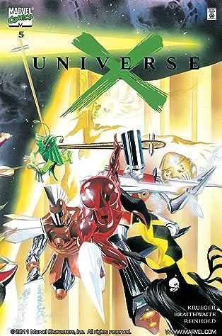 Universe X #5