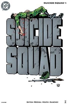 Suicide Squad (2001-2002) #4