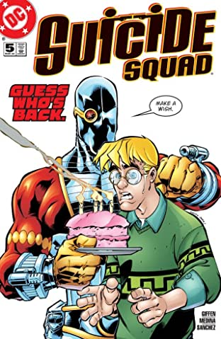 Suicide Squad (2001-2002) #5