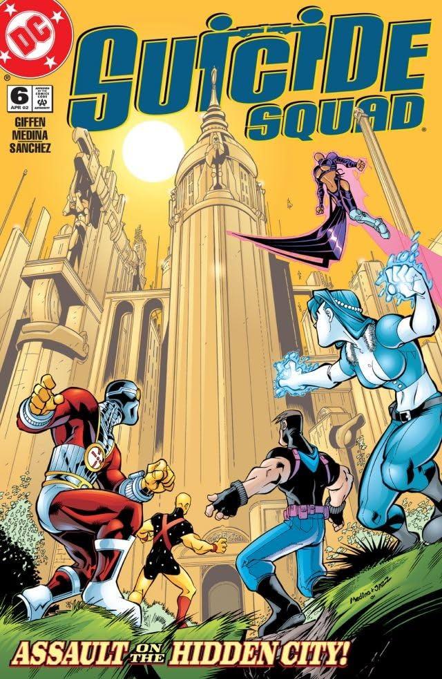 Suicide Squad (2001-2002) #6