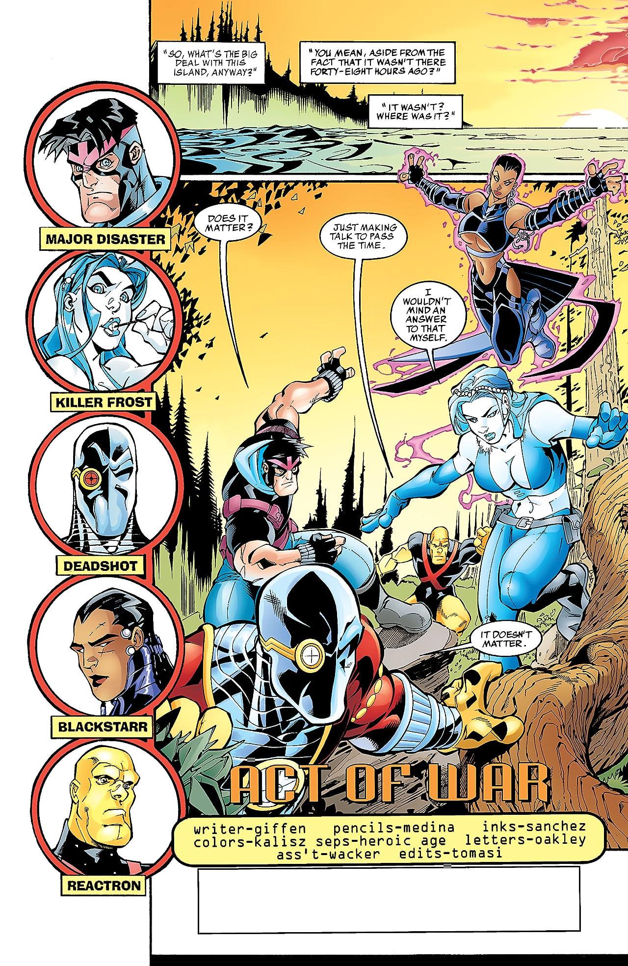 Suicide Squad (2001-2002) #7