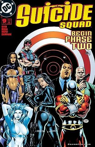 Suicide Squad (2001-2002) #9
