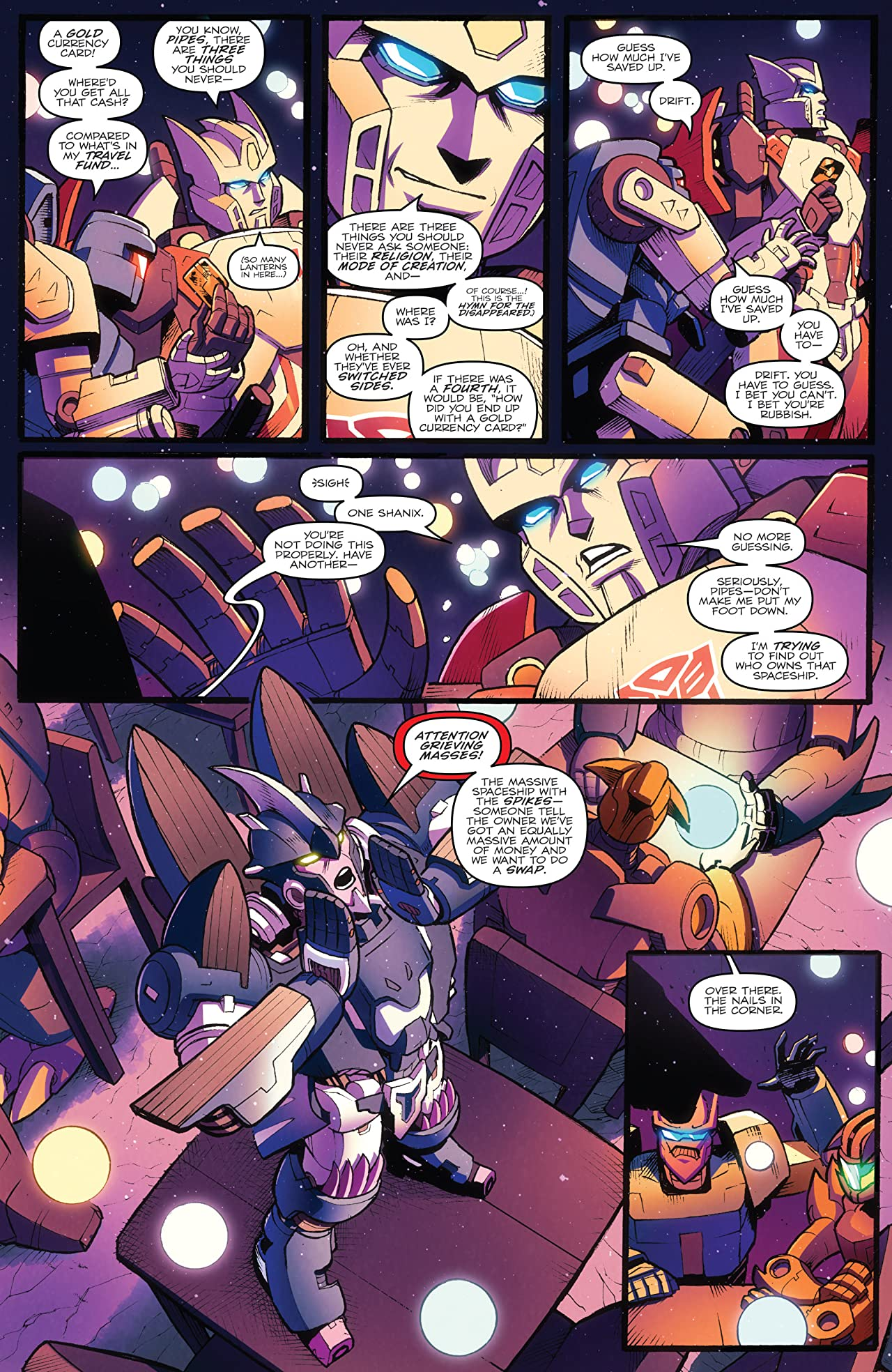 Transformers: More Than Meets the Eye (2011-2016) #31: Dawn of the Autobots