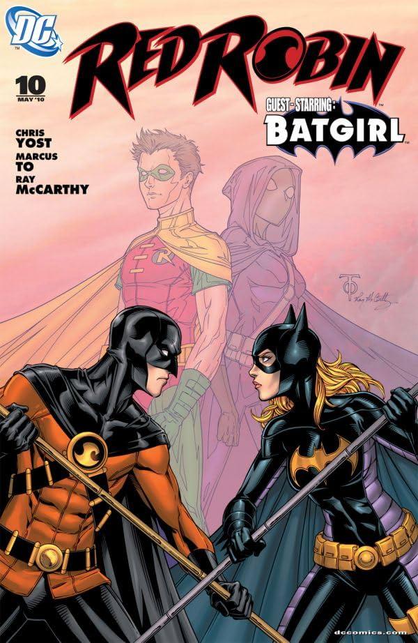 Red Robin #10