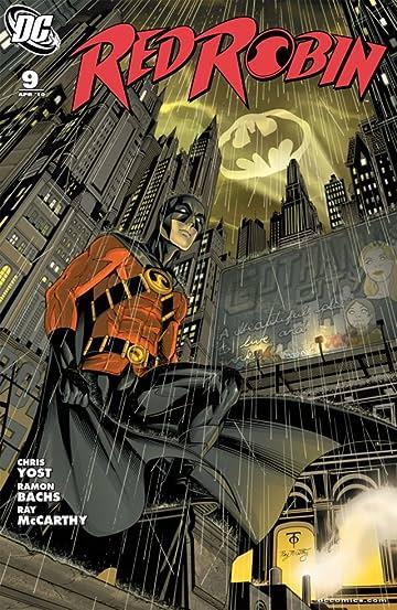Red Robin #9