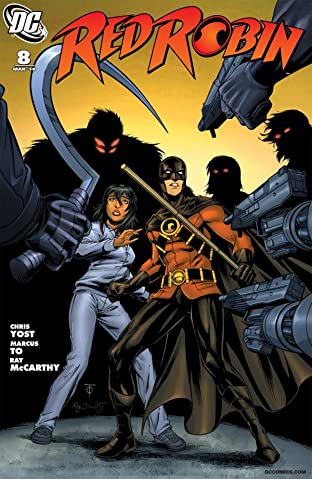 Red Robin #8