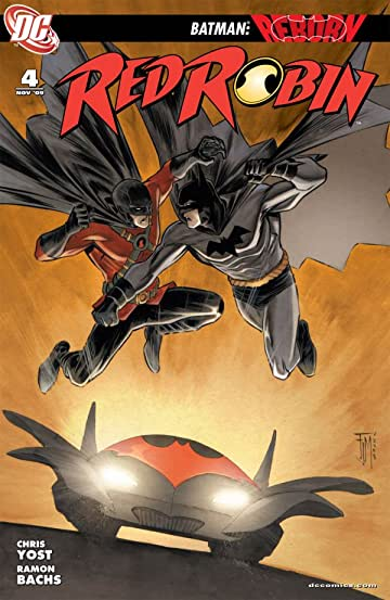 Red Robin #4