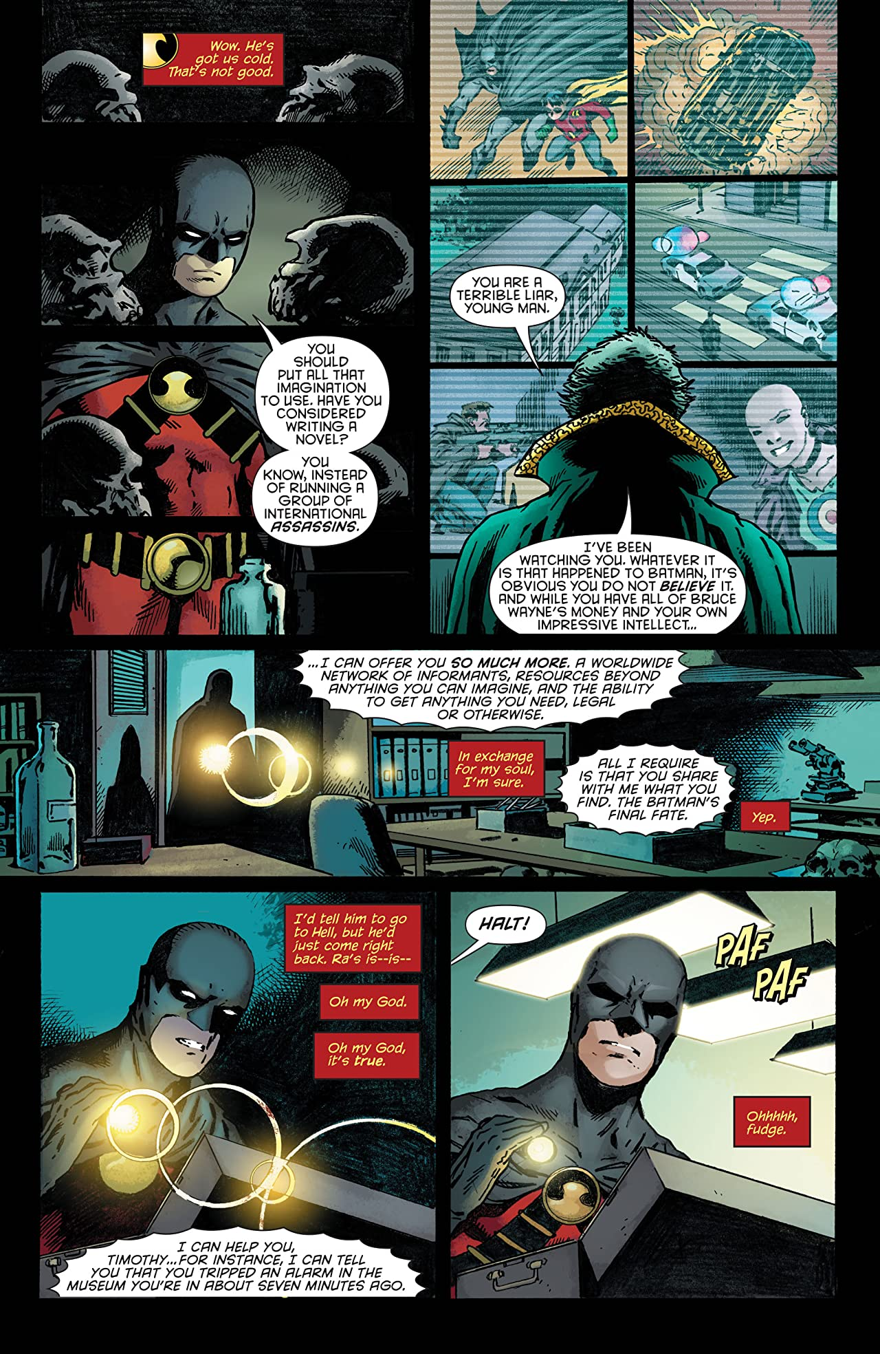 Red Robin #3