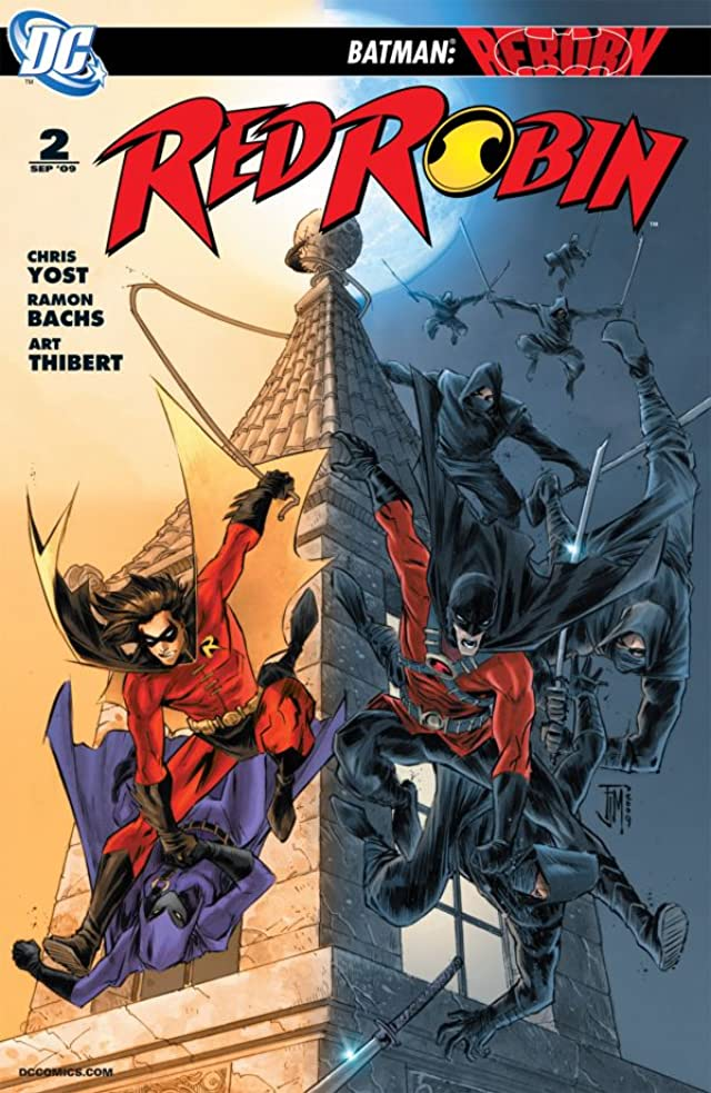 Red Robin #2