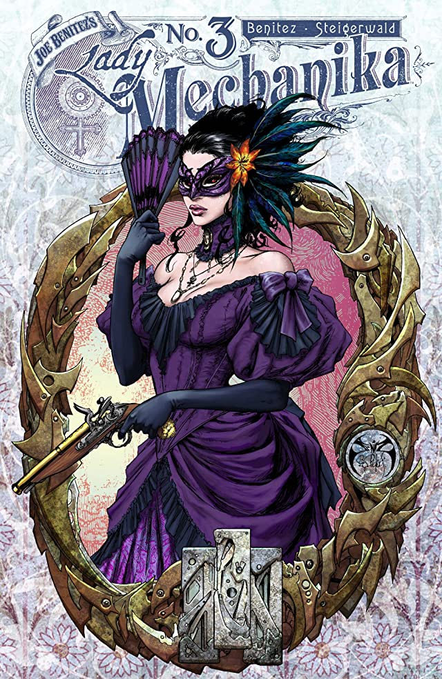 Lady Mechanika #3