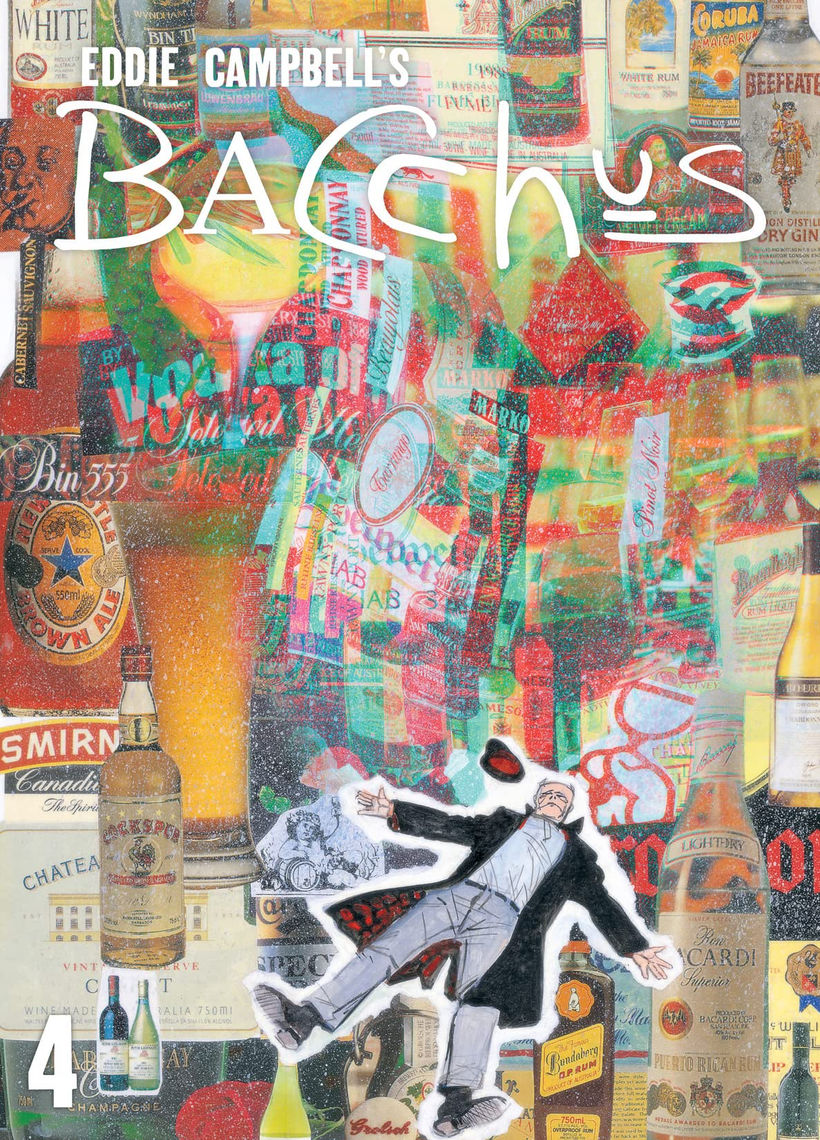 Bacchus Vol. 4