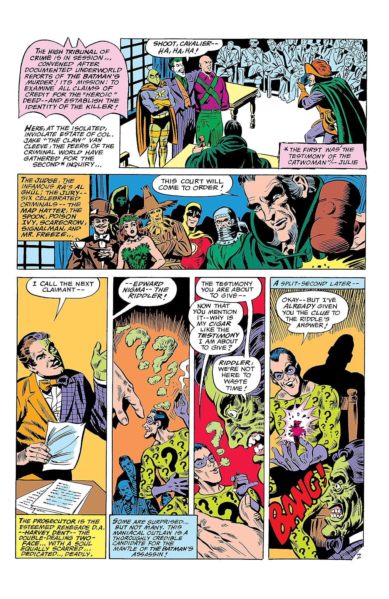 Batman (1940-2011) #292