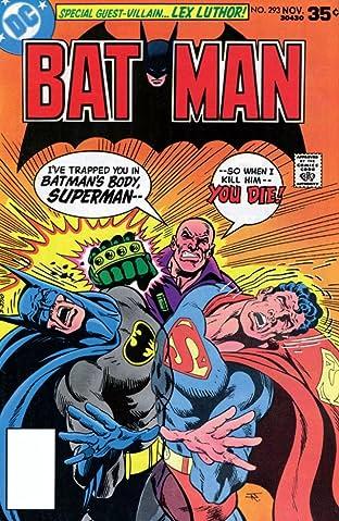 Batman (1940-2011) #293