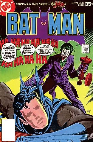 Batman (1940-2011) #294