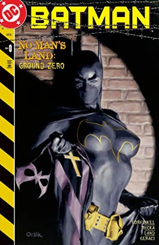 Batman: No Man's Land #0