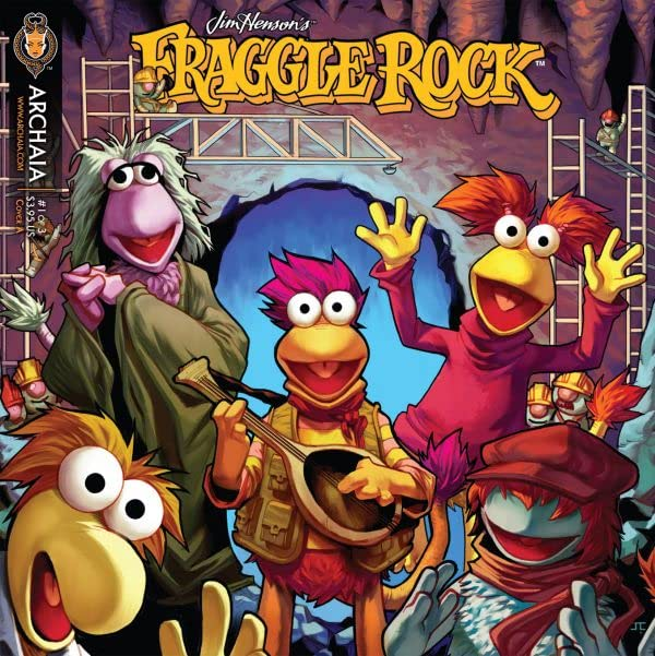 Fraggle Rock Vol. 1 #1 (of 3)