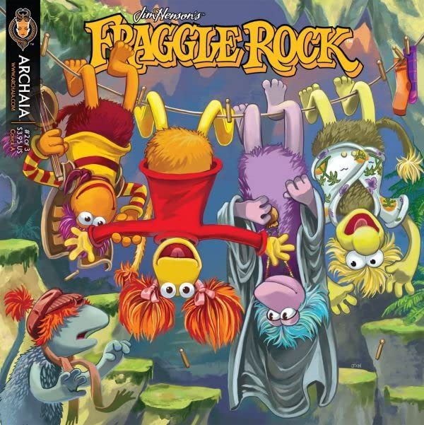 Fraggle Rock Vol. 1 #2 (of 3)