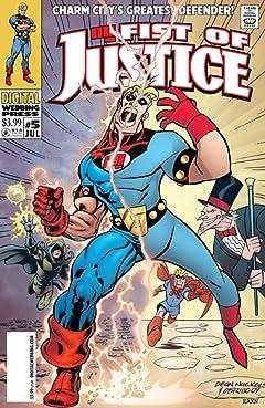 Fist of Justice Vol. 2 #5