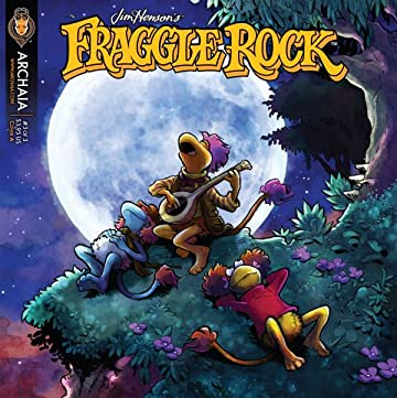 Fraggle Rock Vol. 1 #3 (of 3)
