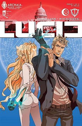 Lucid #1 (of 4)