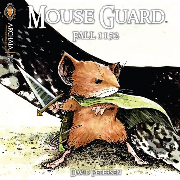 Mouse Guard: Fall 1152 #1 (of 6)