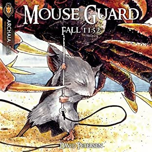 Mouse Guard: Fall 1152 No.2 (sur 6)