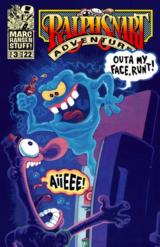 Ralph Snart Adventures #22